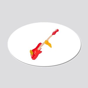 electricbssjusthandsRED Wall Decal