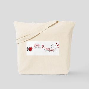 Big Brother Ladybug Tote Bag