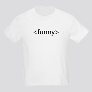 HTML Joke-Funny Kids T-Shirt