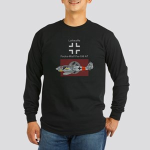 Fw_190A7_Germany Long Sleeve T-Shirt
