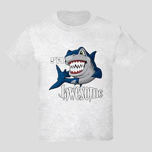 I'm Jawesome Kids Light T-Shirt
