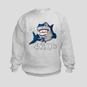 I'm Jawesome Kids Sweatshirt