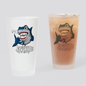 I'm Jawesome Drinking Glass