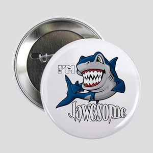 """I'm Jawesome 2.25"""" Button"""