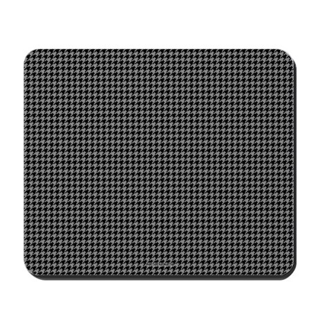 Houndstooth Mousepad