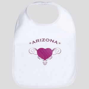 Arizona State (Heart) Gifts Bib