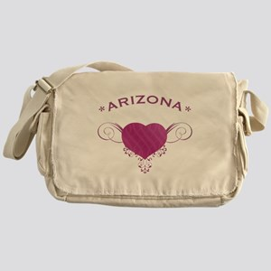 Arizona State (Heart) Gifts Messenger Bag