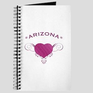 Arizona State (Heart) Gifts Journal