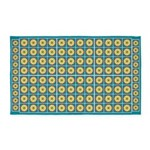 Field Of Daisies 1 3'x5' Area Rug