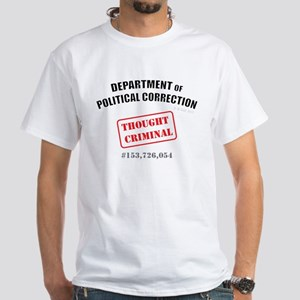 Thought Criminal Small T-Shirt
