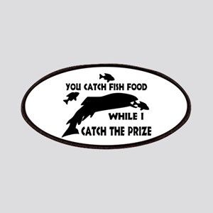 You Catch Fish Food Patches