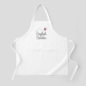 English Teacher Apron