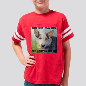 Rescuedesign Youth Football Shirt
