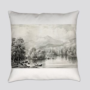 Indian summer - 1868 Everyday Pillow