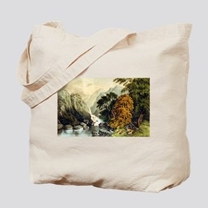 In the mountains - 1907 Tote Bag