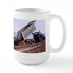 Dump Truck #1 Large Mug