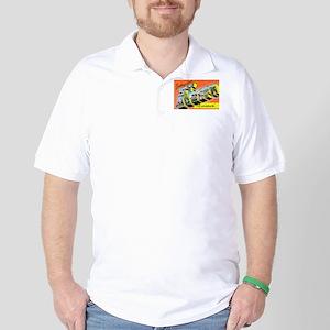 St. Joseph Missouri Greetings Golf Shirt