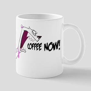 Terry the Bi Bipolar Polar Bear - Coffee Now Mug
