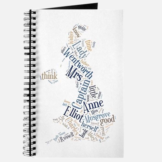 Persuasion Word Cloud Journal