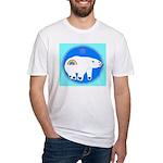 Polar Bear Fitted T-Shirt