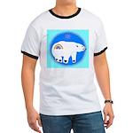 Polar Bear Ringer T