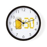 Beer Wall Clocks