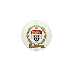 GODREAU Family Crest Mini Button (100 pack)