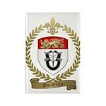 GAUDREAU Family Crest Rectangle Magnet (10 pack)