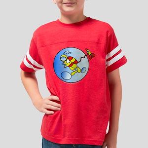 rocketastroblac Youth Football Shirt
