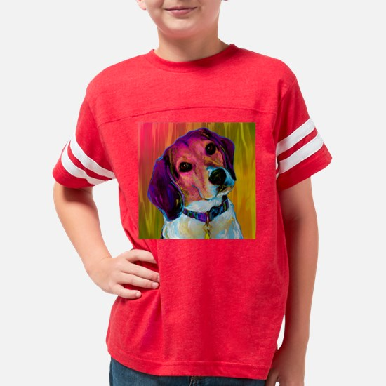 apparel3 Youth Football Shirt