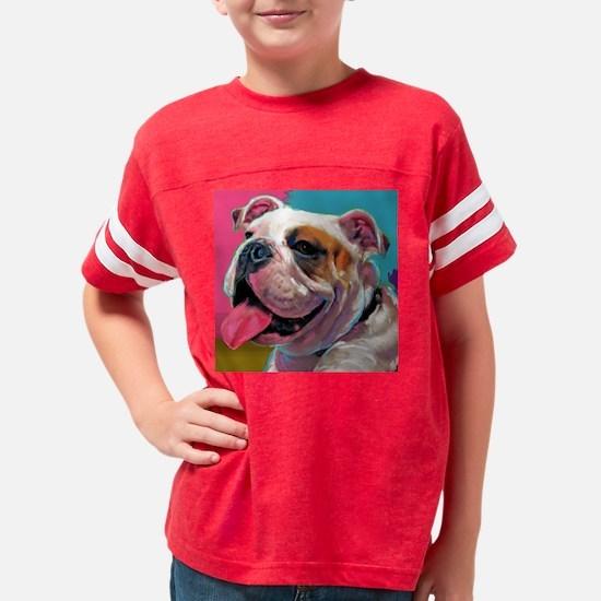 apparel4 Youth Football Shirt