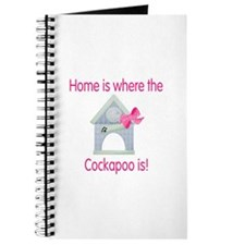Home is where the Cockapoo is Journal