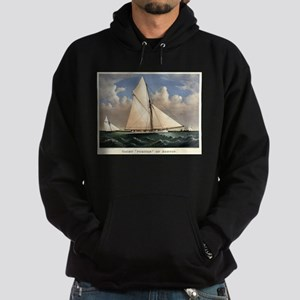 Yacht Puritan of Boston - 1885 Sweatshirt