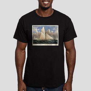 Yacht Puritan of Boston - 1885 T-Shirt