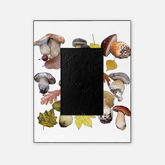 Boletus Picture Frame