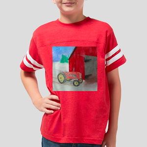 cockshuttmodel301952 Youth Football Shirt