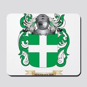Householder Coat of Arms (Family Crest) Mousepad