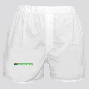 South Africa Boxer Shorts