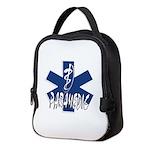 Paramedic Action Neoprene Lunch Bag