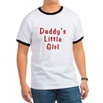 Daddy's Little Girl Ringer T