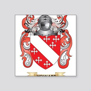 Howard Coat of Arms (Family Crest) Sticker