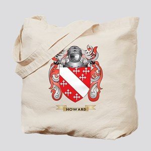 Howard Coat of Arms (Family Crest) Tote Bag
