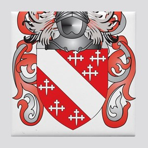 Howard Coat of Arms (Family Crest) Tile Coaster