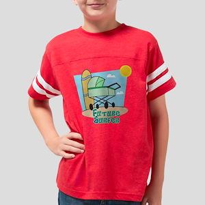 future surfer Youth Football Shirt