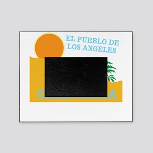 Los Angeles Mexico Picture Frame