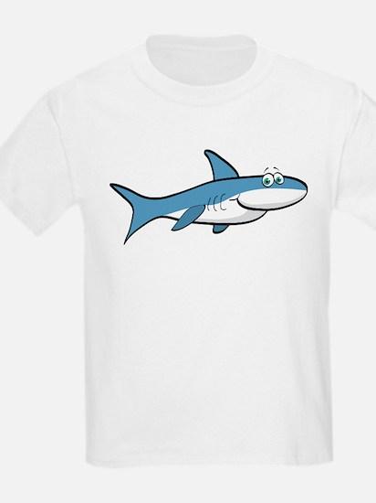 Shark Cartoon Kids T-Shirt