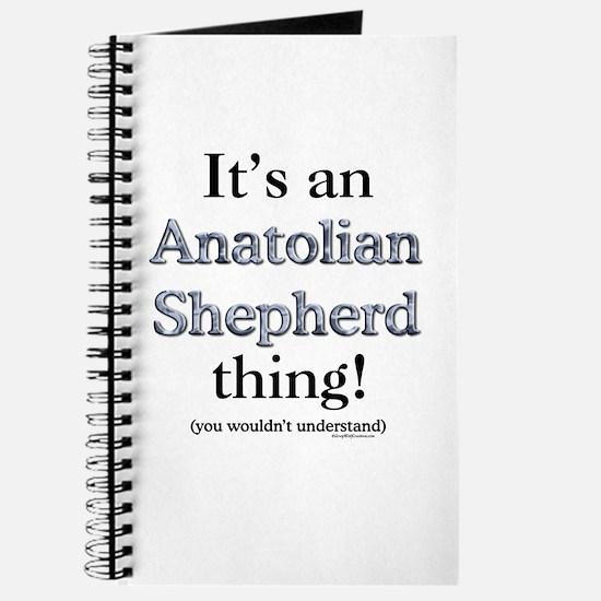Anatolian Thing Journal
