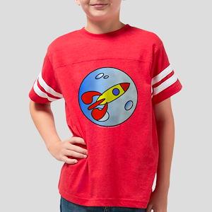 rocketBL Youth Football Shirt