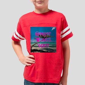 gingers island Youth Football Shirt