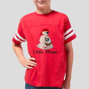 Little Pirate Youth Football Shirt
